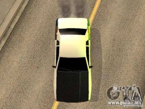 Elegía por Foresto_O para GTA San Andreas vista hacia atrás