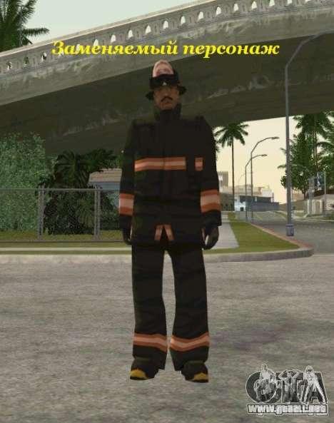 Pieles de S.T.A.L.K.E.R. para GTA San Andreas sucesivamente de pantalla
