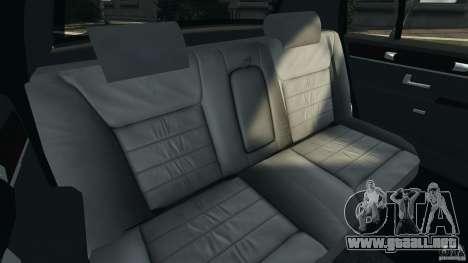 Lincoln Town Car 2006 v1.0 para GTA 4 vista lateral