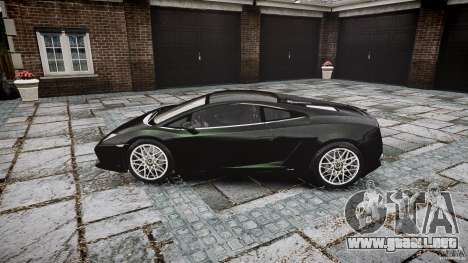 Lamborghini Gallardo LP560-4 para GTA 4 left
