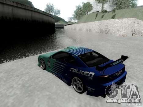 ENBSeries by Shake para GTA San Andreas sexta pantalla