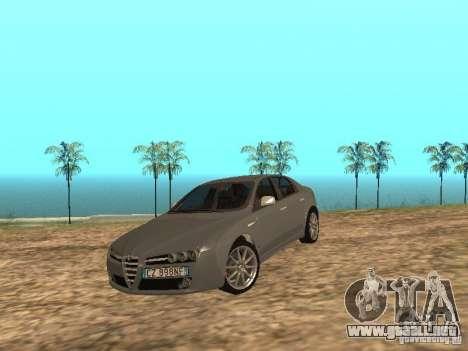 Alfa Romeo 159Ti para GTA San Andreas