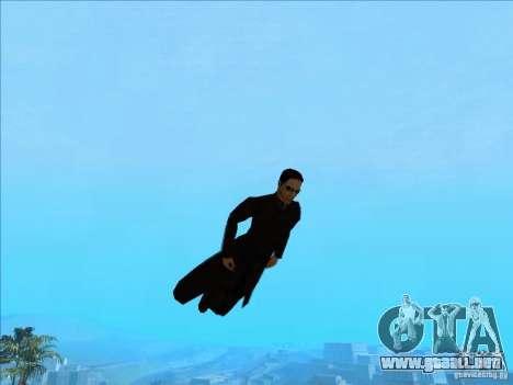 Matrix Skin Pack para GTA San Andreas décimo de pantalla