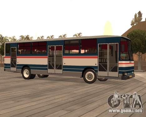 Autosan H10-11B para la visión correcta GTA San Andreas