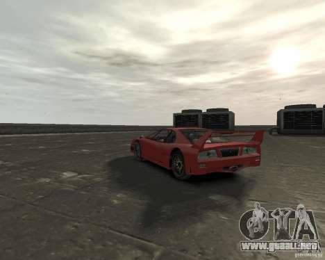 Turismo from GTA SA para GTA 4 Vista posterior izquierda