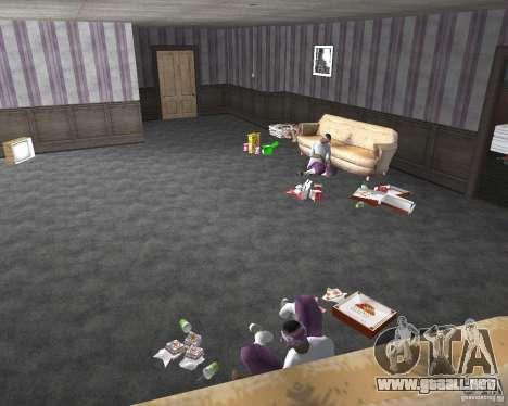 Revitalización de drogas den v1.0 para GTA San Andreas tercera pantalla