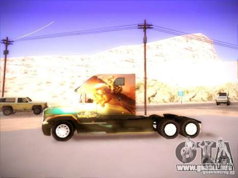 Mack Vision para la visión correcta GTA San Andreas