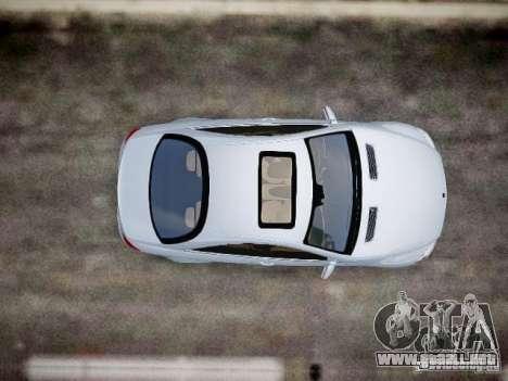 Mercedes-Benz CL65 AMG para GTA 4 visión correcta