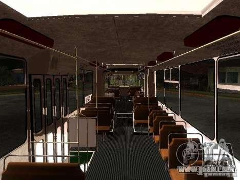 ZiU 683 para visión interna GTA San Andreas