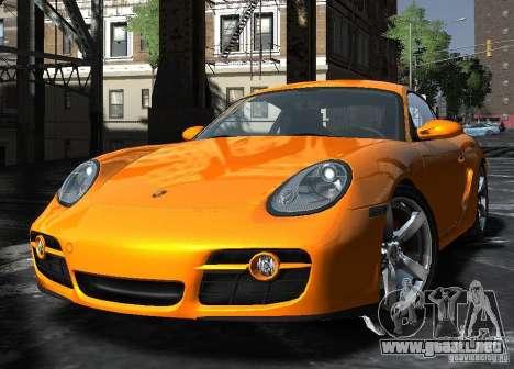 Porsche Cayman S1 para GTA 4