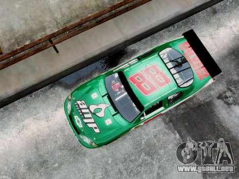 Chevrolet Monte Carlo SS 88 Nascar para GTA 4 visión correcta