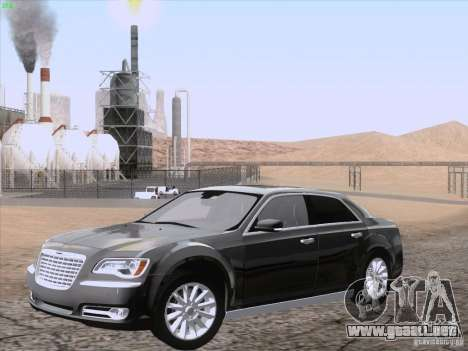 Chrysler 300 Limited 2013 para el motor de GTA San Andreas