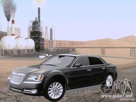 Chrysler 300 Limited 2013 para el motor de GTA San Andreas