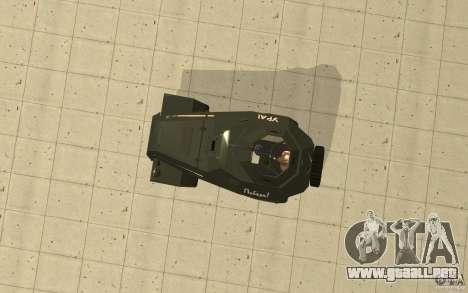 BA-64B para la visión correcta GTA San Andreas