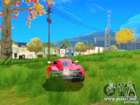 ENBSeries v1.3 para GTA San Andreas quinta pantalla