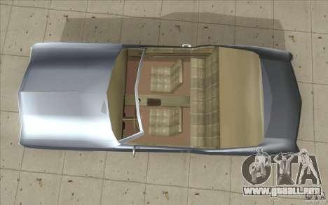 Buick Riviera GS 1969 para la visión correcta GTA San Andreas
