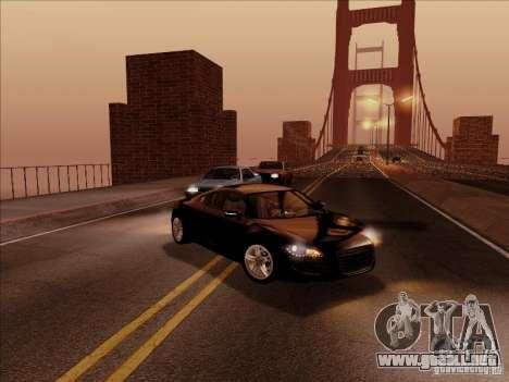 ENBSeries para GTA San Andreas undécima de pantalla