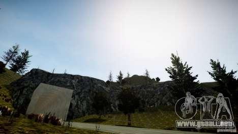 GhostPeakMountain para GTA 4 tercera pantalla
