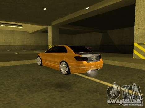 GTAIV Schafter Modded para la visión correcta GTA San Andreas