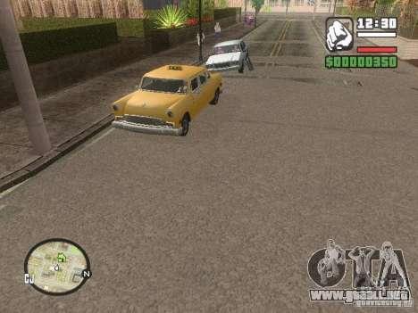 Chement para GTA San Andreas tercera pantalla