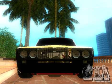 Estilo de dag 2106 Vaz para la visión correcta GTA San Andreas