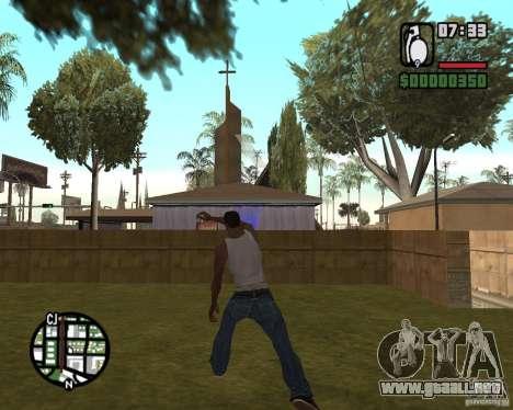 Estofado de explosivo para GTA San Andreas tercera pantalla