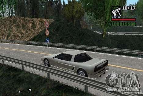 Hjphill V2_0_1 para GTA San Andreas tercera pantalla
