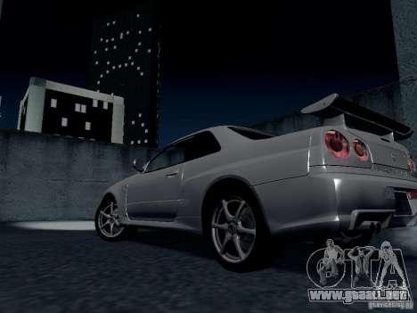 ENBSeries by Shake para GTA San Andreas décimo de pantalla