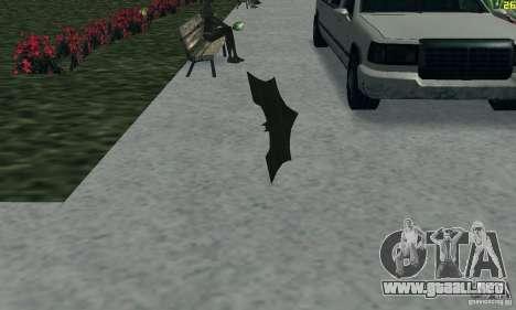 Betarang para GTA San Andreas tercera pantalla