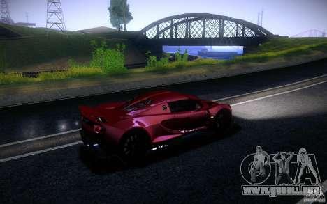 Hennessey Venom GT 2010 V1.0 para GTA San Andreas left