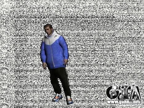 Russian Thug para GTA San Andreas sexta pantalla