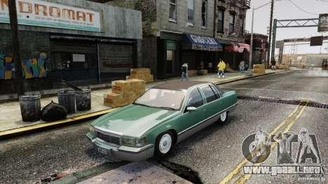 Cadillac Fleetwood 1993 para GTA 4
