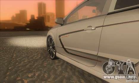 Opel Astra GTC DIM v1.0 para vista lateral GTA San Andreas