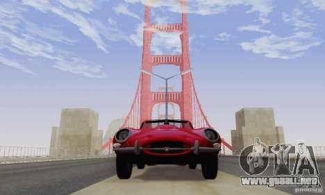 ENBSeries by dyu6 v6.5 Final para GTA San Andreas octavo de pantalla