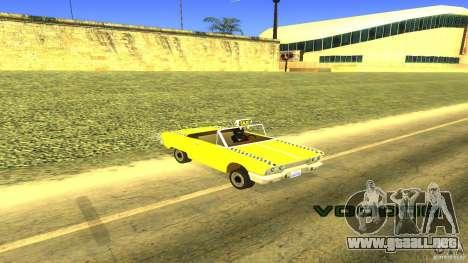 Crazy Taxi - B.D.Joe para GTA San Andreas
