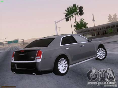 Chrysler 300 Limited 2013 para GTA San Andreas