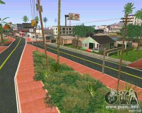 Nuevas texturas de Los Santos para GTA San Andreas séptima pantalla