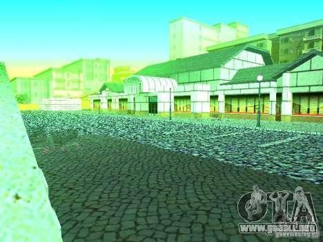 Nueva tienda de textura SupaSave para GTA San Andreas tercera pantalla