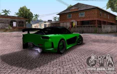 ENBSeries by HunterBoobs v3.0 para GTA San Andreas segunda pantalla