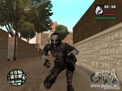 Sandwraith from Prince of Persia 2 para GTA San Andreas sucesivamente de pantalla