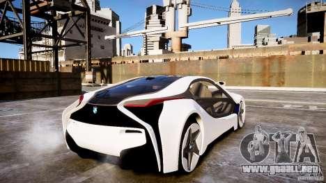 BMW Vision Efficient Dynamics 2012 para GTA 4 left