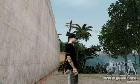 Piel de Bmydrug para GTA San Andreas tercera pantalla