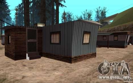 Ciudad nueva de remolque para GTA San Andreas sucesivamente de pantalla