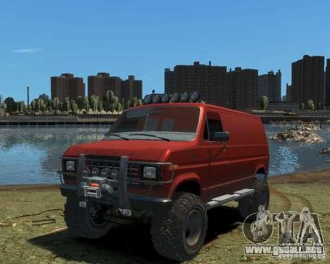 Ford Econoline 150 para GTA 4