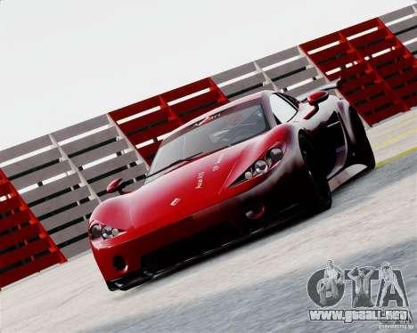 Ascari A10 2007 v2.0 para GTA 4 left