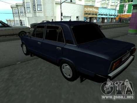 VAZ 21065 para GTA San Andreas left