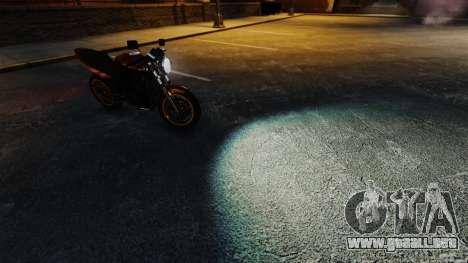 Faros de xenón para GTA 4 segundos de pantalla