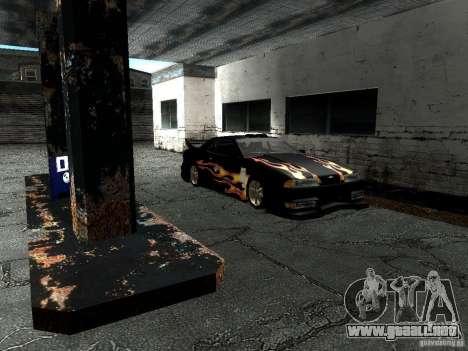 Rèjzora de vinilo de Most Wanted para la visión correcta GTA San Andreas
