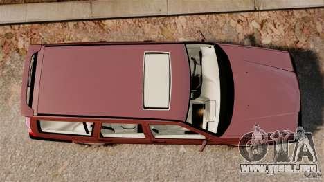 Volvo 850 Wagon 1997 para GTA 4 visión correcta