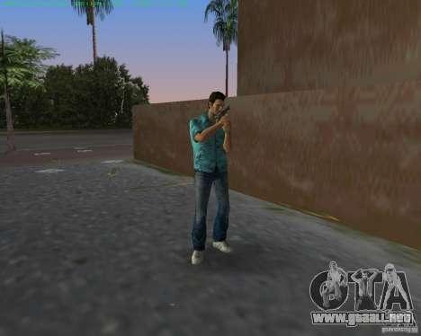 USP-45 en un desierto muriendo de para GTA Vice City segunda pantalla